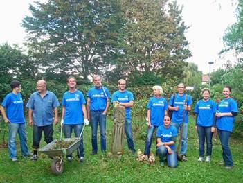 Freiwilligentag 2014