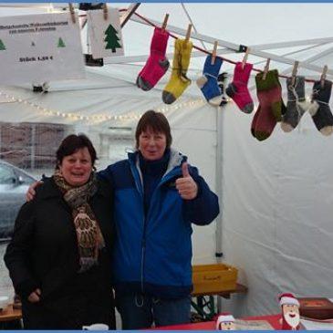 Adventsmarkt sozialer Einrichtungen 2014