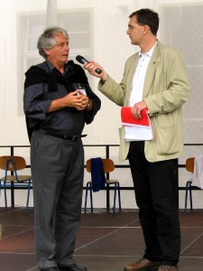Prof.Haag Interview Markt der Möglichkeiten 2004