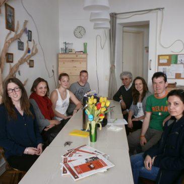 SRH-Studenten bei OBDACH e.V.