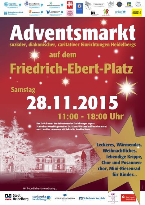 Adventsmarkt 2015