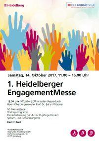 1. Heidelberger EngagementMesse