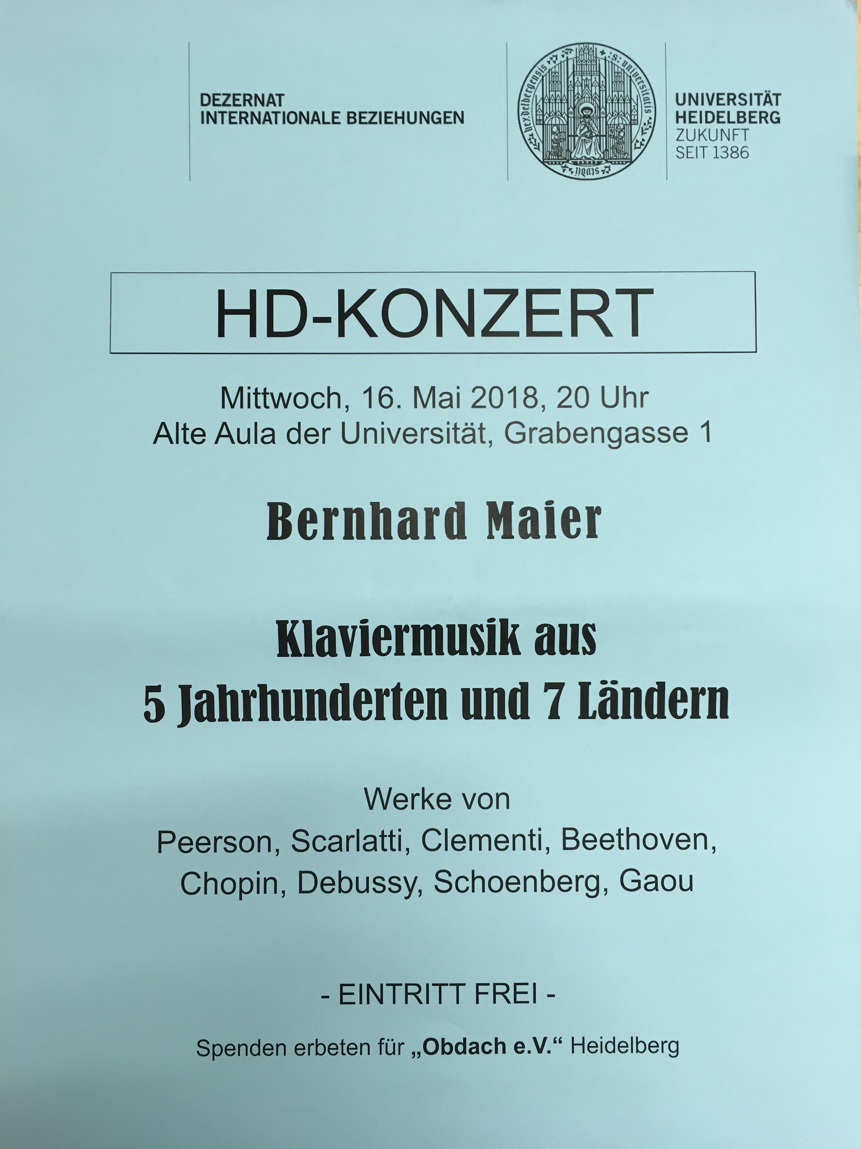 HD-Konzert