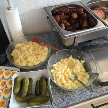 Frühstück im OBDACH-Treff