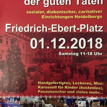 Weihnachtsmärkte in Heidelberg