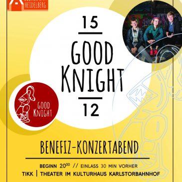 Charity-Konzert zugunsten von OBDACH e.V.