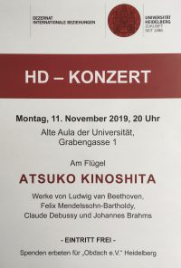 HD-Konzert am 11.11.19