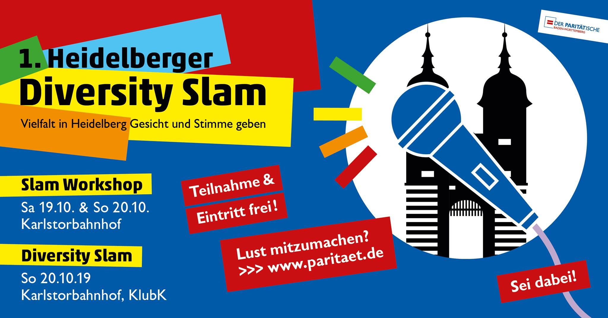 Diversity Slam am 10.10.19