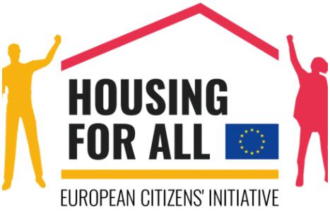 """Unterstützen Sie die Bürgerinitiative """"Housing for all""""!"""