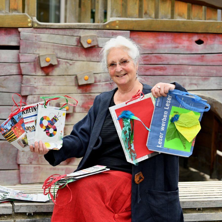 Christine Fischer / Tueten aus RNZ